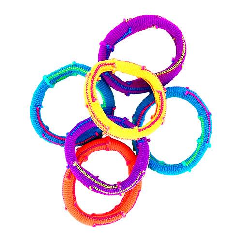 Набор резинок MISS PINKY BASIC 6 шт фото