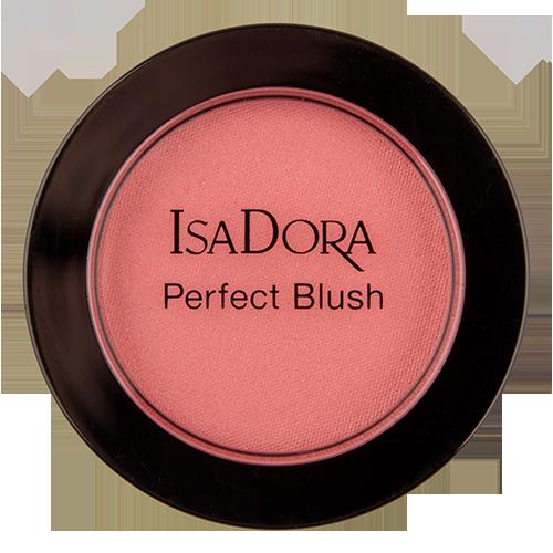 Румяна ISADORA PERFECT BLUSH тон 53Румяна<br>Бархатная текстура румян завершит макияж и создаст настроение. Высокая стойкость. Насыщенность оттенка легко усилить<br>