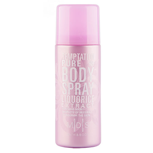 Спрей для тела MADES BATH & BODY TEMPTATION PURE 50 мл