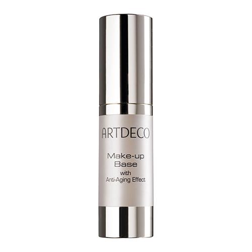 База под макияж `ARTDECO` MAKE-UP BASEБаза под макияж<br>Легкая и нежная текстура на основе силикона идеально сглаживает неровности кожи и придает стойкость тональному средству. Экстракт Настурции и витаминный комплекс защищают и питают кожу<br>