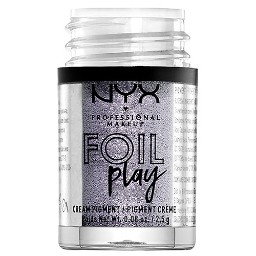 Пигмент для век `NYX PROFESSIONAL MAKEUP` FOIL PLAY кремовый тон 01