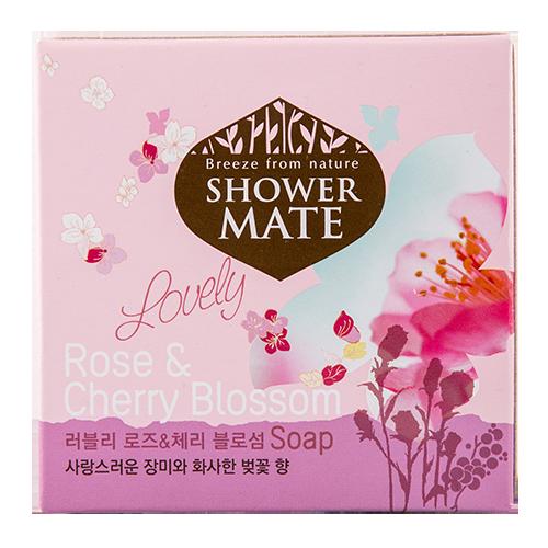 Купить Мыло туалетное KERASYS Роза и вишневый цвет 100 гр, РЕСПУБЛИКА КОРЕЯ/ REPUBLIC OF KOREA
