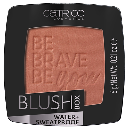 Румяна для лица `CATRICE` BLUSH BOX тон 060 Bronze