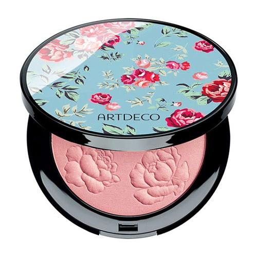 Румяна для лица `ARTDECO` BLOSSOM DUO BLUSH двухцветные тон bloom obsession (цветочное наваждение)