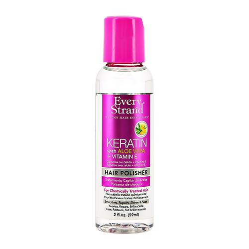Сыворотка для волос EVERY STRAND с кератином, алоэ вера и витамином Е 59 мл фото