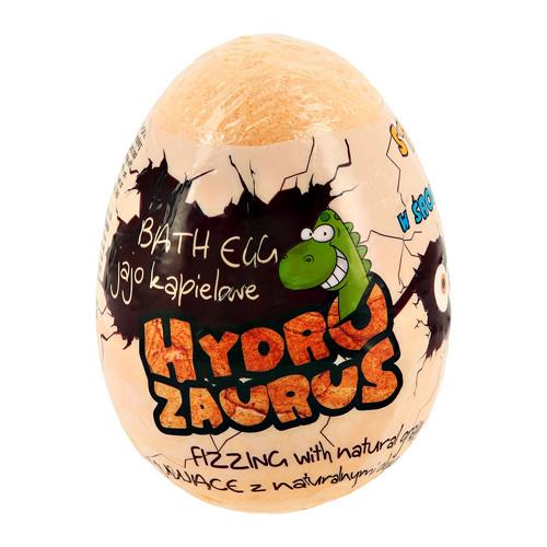 Купить Бурлящий шар-соль для ванн MARBA HYDRO ZAURUS STEGOSAURUS детский с игрушкой 140 г, ПОЛЬША/ POLAND