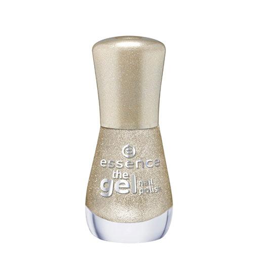 Купить Лак для ногтей ESSENCE GEL NAIL POLISH тон 44 темно-бежевый с блестками 8 мл, ЛЮКСЕМБУРГ/ LUXEMBOURG