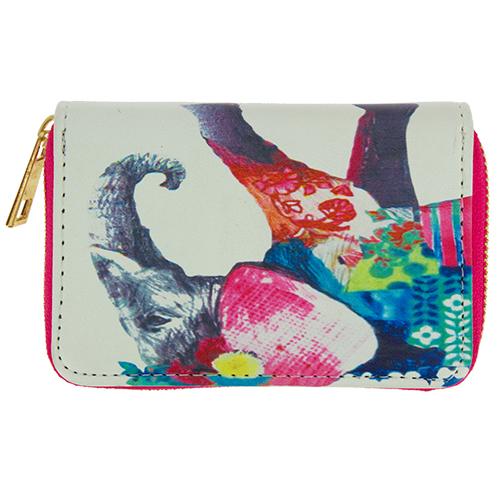 Кошелек `LADY PINK` FUN СлонПрочее<br>Яркие кошельки Lady Pink прекрасно дополнят женскую сумочку и позволят Вам выглядеть стильно и модно при любых обстоятельствах!<br>