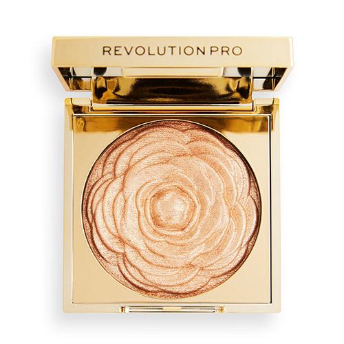 Хайлайтер для лица REVOLUTION PRO тон golden rose