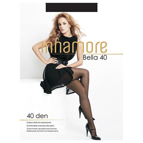 Колготки женские INNAMORE BELLA 40 den тон Nero р-р 3 фото