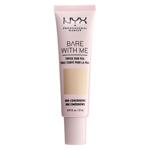 Купить Основа тональная для лица NYX PROFESSIONAL MAKEUP BARE WITH ME тон Vanilla nude, США/ USA