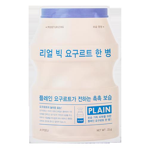 Маска для лица APIEU увлажняющая 21 грМаски<br>Экстракт йогурта и фермент лактобактерий способствуют поддержанию естественного здорового вида кожи, формируют защитный барьер, повышают упругость и эластичность кожи, играют  важную роль в обменных процессах клеток. Экстракт абрикоса способствует увлажнению сухой кожи, придает ей сияние. Маска плотно прилегает к лицу, обеспечивая легкое проникновение питательных веществ в кожу <br>Основные действующие компоненты: экстракт йогурта (2000 ppm), фермент лактобактерий (2000 ppm),  экстракт абрикоса (2000 ppm).<br>