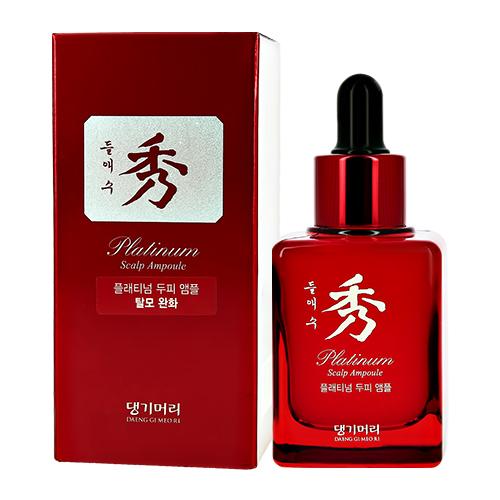 Купить Средство для поврежденных волос DAENG GI MEO RI DLAE SOO PLATINUM укрепляющее 55 мл, РЕСПУБЛИКА КОРЕЯ/ REPUBLIC OF KOREA