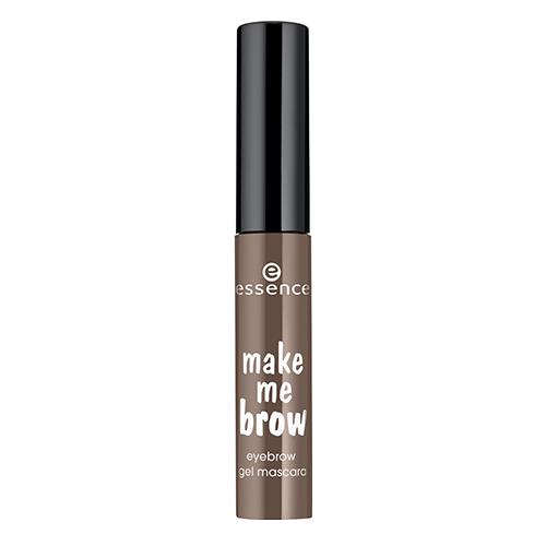 Тушь для бровей `ESSENCE` MAKE ME BROW тон 02 темно-коричневыйТушь для бровей<br>Выразительные, аккуратно очерченные, визуально густые брови – это легко вместе с новым тонирующим гелем make me brow от essence! Благодаря наличию фибры в своем составе он позволяет идеально заполнить пространство между волосками, создать объем и подчеркнуть форму бровей.<br>