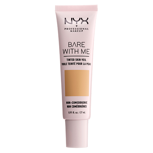 Основа тональная для лица `NYX PROFESSIONAL MAKEUP` BARE WITH ME тон Beige camel
