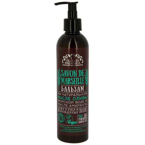 Купить Бальзам для волос PLANETA ORGANICA SAVON для сухих и поврежденных волос 400 мл, РОССИЯ/ RUSSIA