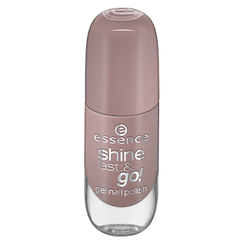 Лак для ногтей `ESSENCE` SHINE LAST & GO! тон 37 8 мл