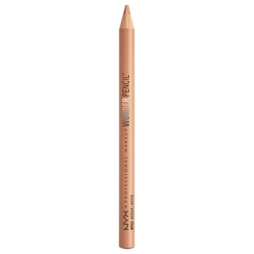 Карандаш для макияжа NYX PROFESSIONAL MAKEUP WONDER PENCIL универсальный тон 02 MEDIUM