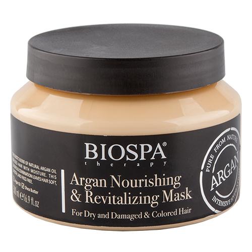 Купить Маска для волос SEA OF SPA BIOSPA с аргановым маслом питательная 500 мл, ИЗРАИЛЬ/ ISRAEL