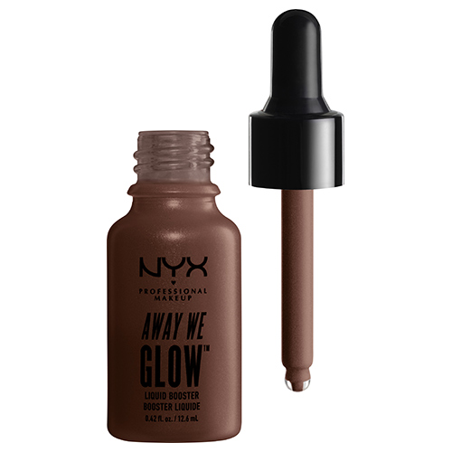 Хайлайтер для лица `NYX PROFESSIONAL MAKEUP` AWAY WE GLOW тон 04 жидкий