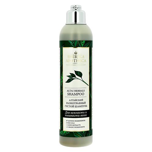 Купить Шампунь для волос SIBIRSKA APOTHECA Алтайский разнотравный 250 мл, РОССИЯ/ RUSSIA
