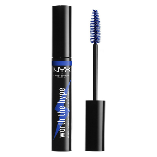 Тушь для ресниц `NYX PROFESSIONAL MAKEUP` WORTH THE HYPE тон blue