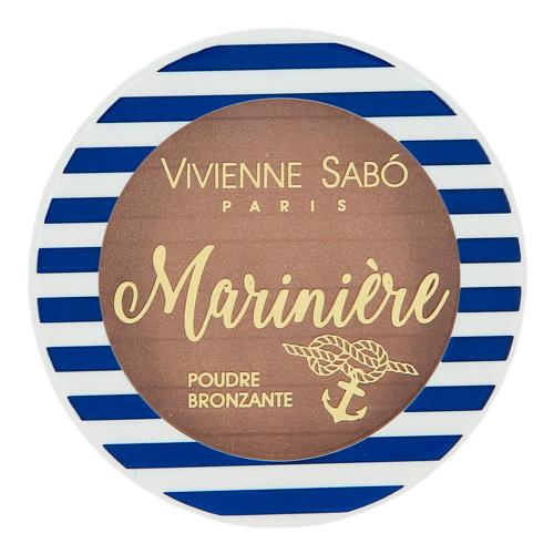 Бронзатор для лица VIVIENNE SABO MARINIERE тон 01