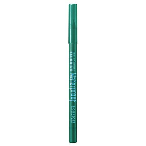 Карандаш для глаз BOURJOIS CONTOUR CLUBBING WATERPROOF водостойкий тон 50 зеленый