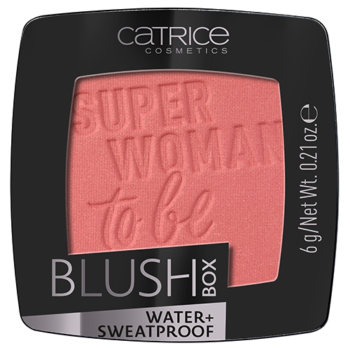 Румяна для лица `CATRICE` BLUSH BOX тон 030 Golden Coral