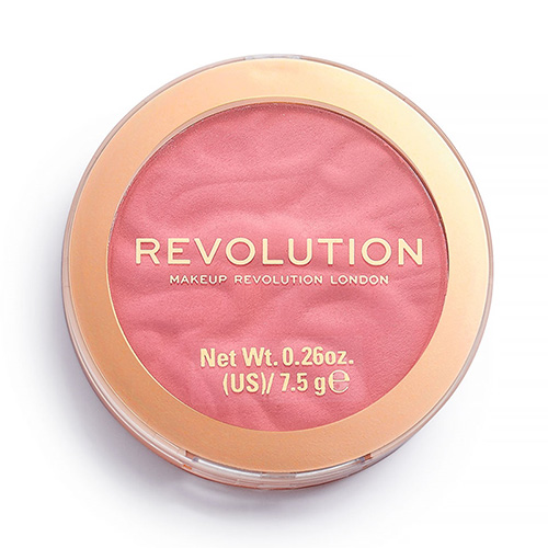 Румяна для лица REVOLUTION RE-LOADED тон pink lady