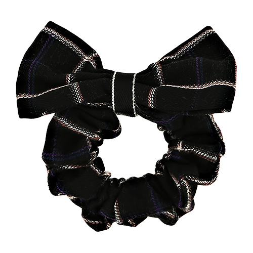 Резинка LADY PINK material bow фото