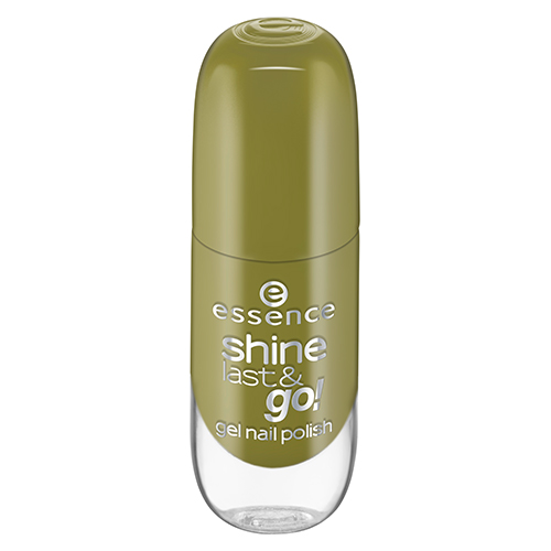 Лак для ногтей `ESSENCE` SHINE LAST & GO! тон 50 8 мл