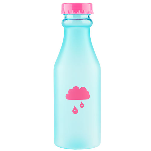 Бутылка для воды FUN матовая mint 420 мл