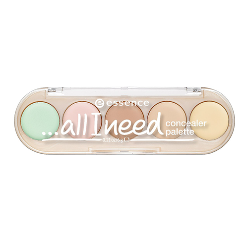 Палетка корректоров для лица ESSENCE ALL I NEED тон 10
