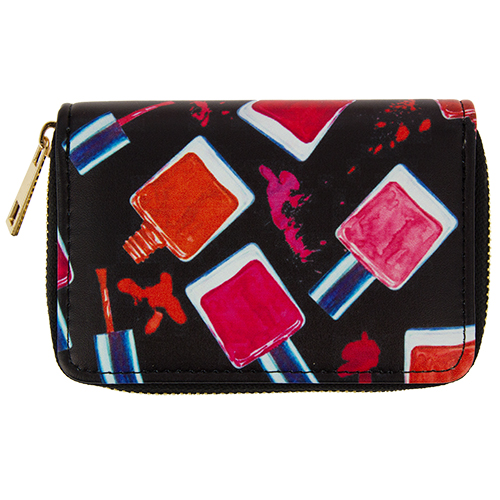 Кошелек `LADY PINK` FUN ЛакиПрочее<br>Яркие кошельки Lady Pink прекрасно дополнят женскую сумочку и позволят Вам выглядеть стильно и модно при любых обстоятельствах!<br>