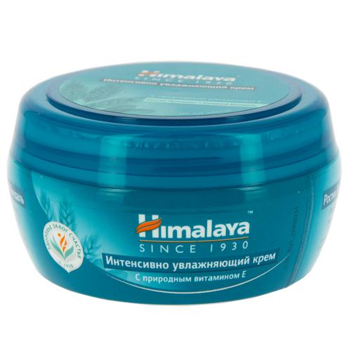 Крем для лица и тела `HIMALAYA HERBALS` интенсивно увлажняющий 150 млПитание и увлажнение<br>Ростки пшеницы- источник натурального витамина Е-смягчают и питают кожу. Защищают от агрессивного воздействия внешних факторов. Сладкий миндаль хорошо увлажняет и устраняет сухость кожи.<br>