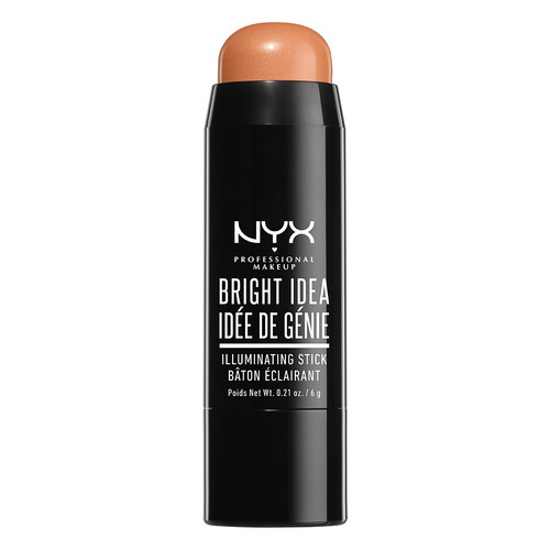 Стик иллюминатор `NYX PROFESSIONAL MAKEUP` BRIGHT IDEA тон 09 bermuda bronze