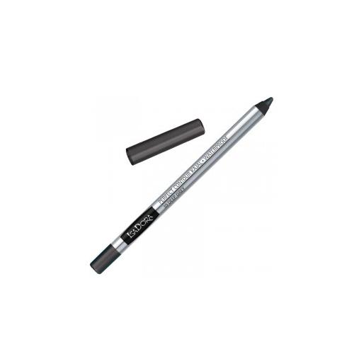 Карандаш для глаз `ISADORA` PERFECT CONTOUR KAJAL WATERPROOF тон 39 водостойкийКарандаши<br>Очень мягкий контурный карандаш для глаз. Водостойкий. Можно использовать для внутреннего контура. Не содержит ароматизаторов<br>