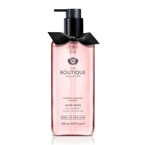 Купить Жидкое мыло для рук GRACE COLE THE BOUTIQUE COLLECTION CHERRY BLOSSOM & PEONY 500 мл, СОЕДИНЕННОЕ КОРОЛЕВСТВО/ UNITED KINGDOM