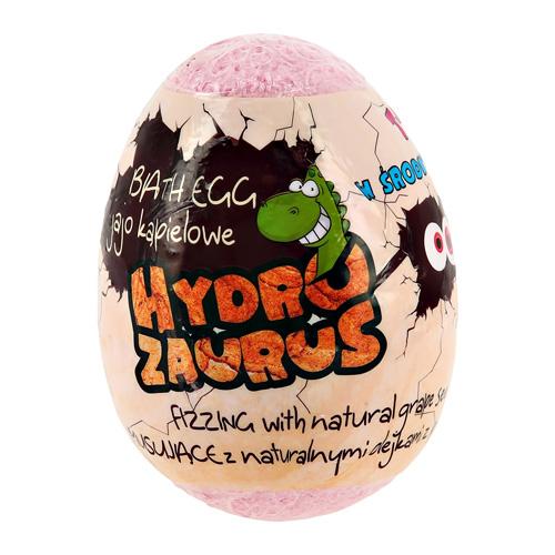 Купить Бурлящий шар-соль для ванн MARBA HYDRO ZAURUS T-REX детский с игрушкой 140 г, ПОЛЬША/ POLAND