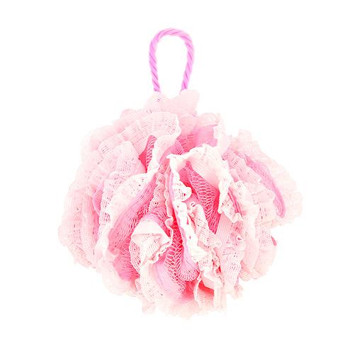 Купить Мочалка-шар для тела DE.CO. розовая, КИТАЙ/ CHINA