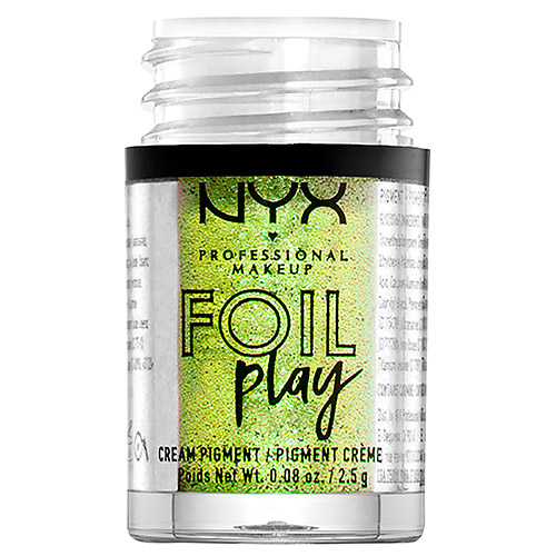 Пигмент для век `NYX PROFESSIONAL MAKEUP` FOIL PLAY кремовый тон 05