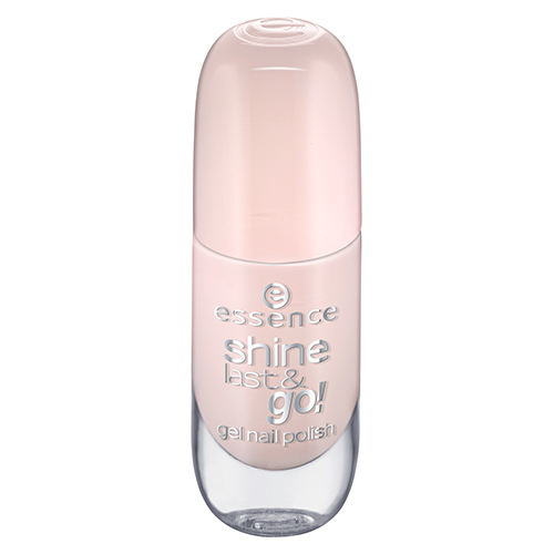 Лак для ногтей `ESSENCE` SHINE LAST & GO! тон 03 8 мл