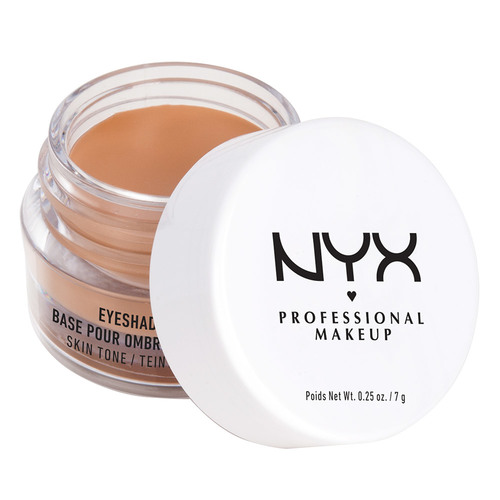 Основа для теней NYX PROFESSIONAL MAKEUP EYESHADOW BASE тон 03 SKIN TONE, КИТАЙ/ CHINA  - Купить