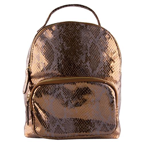 Рюкзак `LADY PINK` розовое золотоСумки<br>Рюкзаки давно перешли из разряда спортивных аксессуаров в разряд модных и стильных вещей в современном женском гардеробе.<br>Они являются отличной альтернативой дамским сумочкам, которые не так удобны и комфортны в каждодневном обиходе.  Стильные рюкзаки Lady Pink отлично дополнят любой Ваш образ – не только спортивный, но и в стиле casual, casual smart, и даже в деловом стиле.<br>