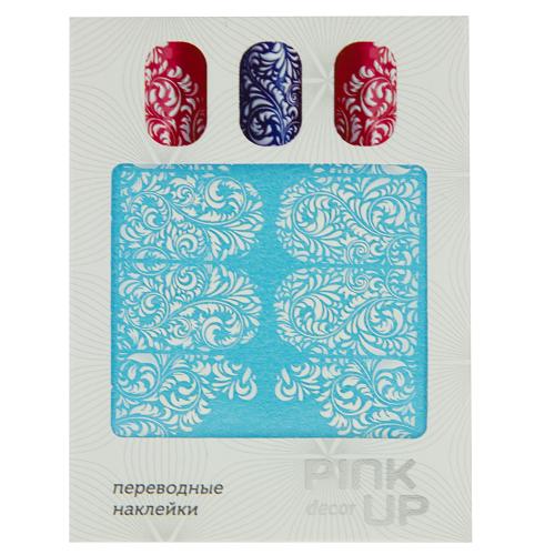 Наклейки для ногтей переводные `PINK UP` NAIL DESIGN тон 554Дизайн ногтей<br>Pink Up Nail desing – наклейки для ногтей. Твой незаменимый помощник для создания салонного дизайна ногтей в домашних условиях. Дизайн ногтей который всегда получается!<br>
