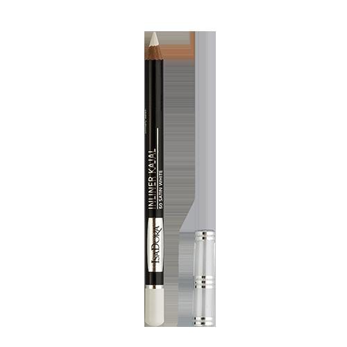 Карандаш для глаз `ISADORA` INLINER KAJAL тон 50 для внутреннего векаКарандаши<br>Влагоустойчивый карандаш для внутреннего века. Светлые оттенки делают взгляд распахнутым, а темные – чувственным. Не содержит ароматизаторов<br>