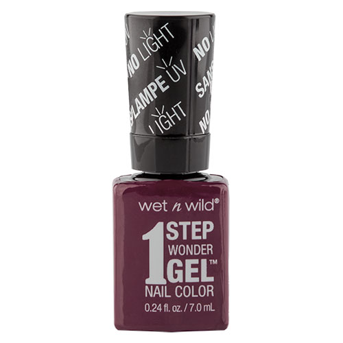Гель-лак для ногтей `WET N WILD` 1 STEP WONDERGEL тон E7341 Under my plum 7 мл