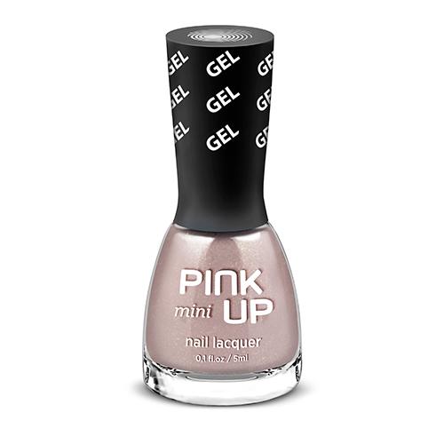 Гель-лак для ногтей `PINK UP` MINI GEL тон 44 5 млЛаки<br>Гель-лак работает вместе с верхним покрытием-гелем Pink Up, создавая прочное гелевое покрытие. UV/LED лампы не требуется.<br>