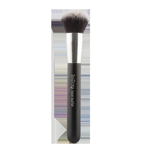 Кисть для макияжа `ISADORA` FACE BUFFER универсальнаяКисти<br>Универсальная кисть для макияжа лица. Синтетический ворс<br>